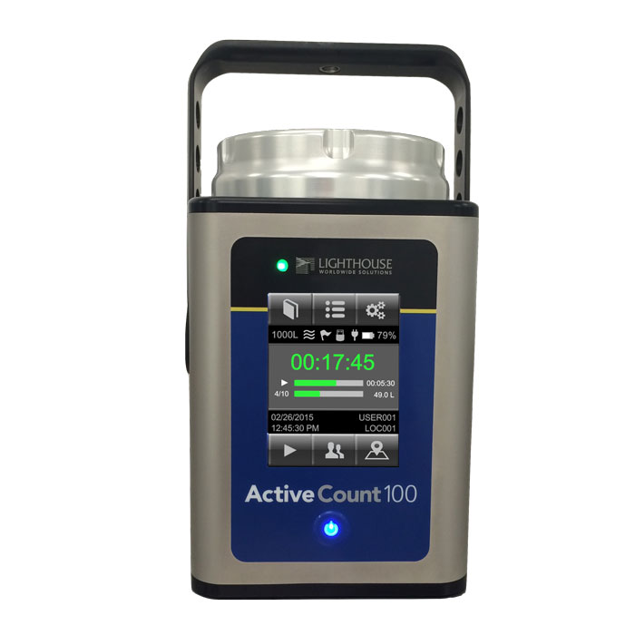 laftech active count 100