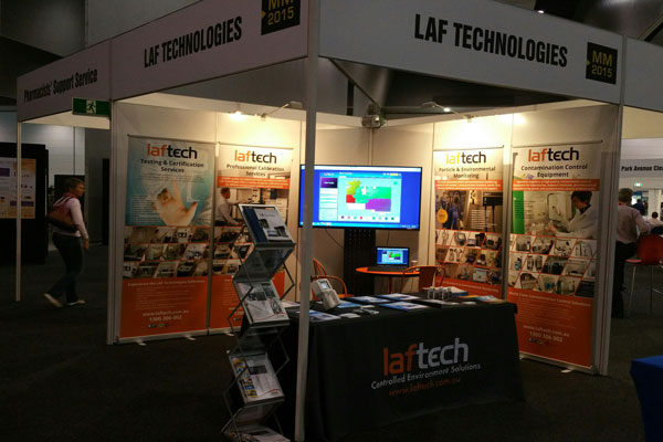 LAF Technologies – SHPA & ISPE 2015 Conferences