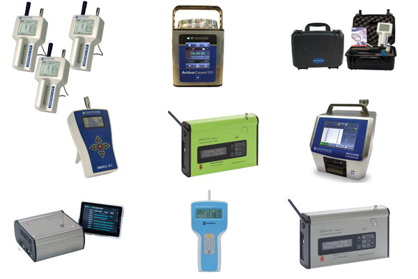 Portable Particle Monitors for Countless Applications