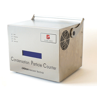 grimm condensation particle counter