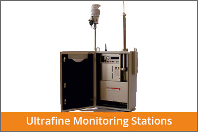 ultra fine monitoring stations