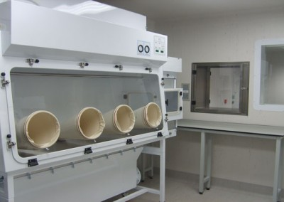 Class III Biological Isolator LAFtech