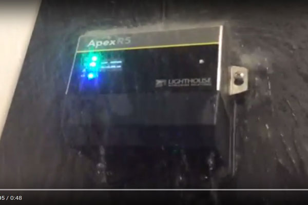 Have You Seen the Lighthouse APEX R5 Shower Test ?