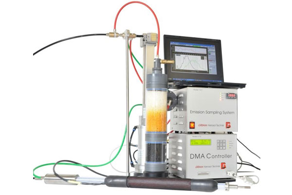 High Resolution Diesel Particulate Monitoring