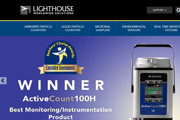 Lighthouse ActiveCount 100H Wins Readers Choice Awards