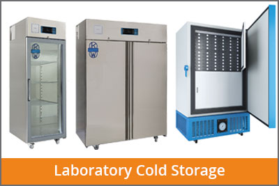 laboratory cold storage laftech