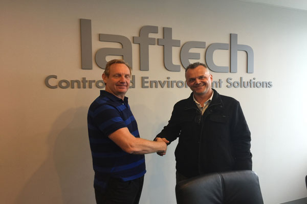 Simon Mears Joins LAF Technologies