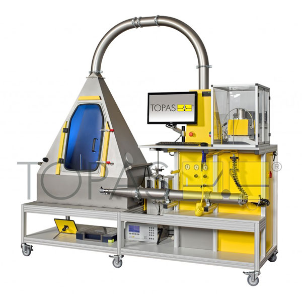 vct 121 vaccum cleaner filtration test system