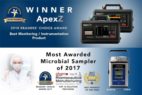 Particle Counters & Microbial Air Sampler Specials