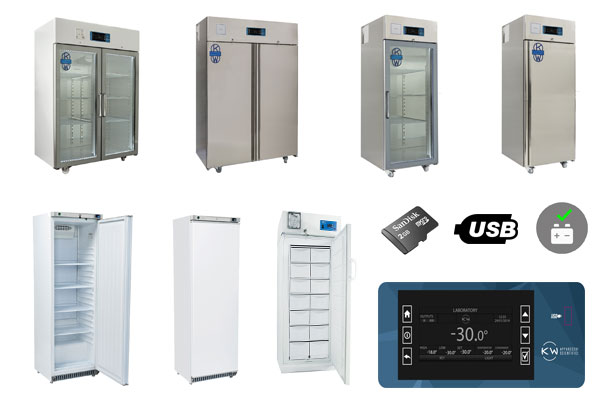 Have You Seen the Latest Italian Made KW Fridges ?