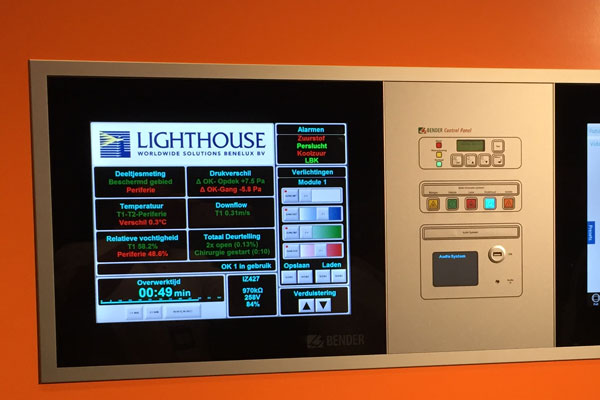 New Lighthouse EMS Systems & Upgrades