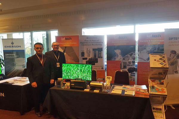 LAF Technologies Sponsors PharmOut 2019 GMP Forum