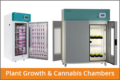 plant growth and cannabis chambers