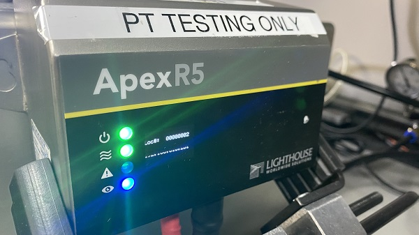 APEX Proficiency testing